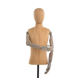 Mannequin Schaufensterpuppe Figur Büste Mädchen Hans Boodt Kleiderpuppe Deko