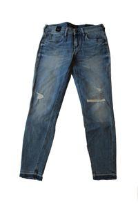 Drykorn Damen Skinny Jeans Movie W25 L32 Low Rise Cropped #CC73