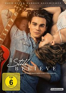 I Still Believe (DVD) Min: 115DD5.1WS - STUDIOCANAL  - (DVD Video / Drama / Tragödie)