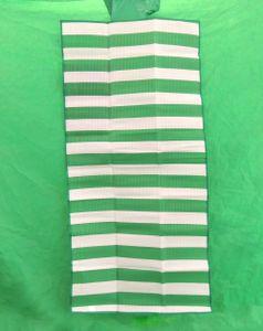 Inspiron Strandmatte+aufbl. Kissen als Tasche,Grue, 180 x 86,5 cm