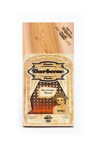 Axtschlag Wood Planks Western Red Cedar - 300x150x11