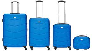 Packenger Kofferset Carli 4er-Set Koffer