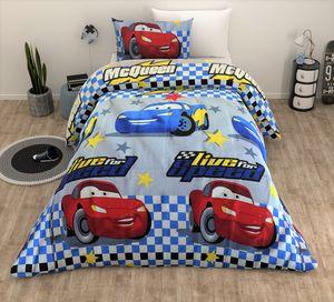 Cars Bettwäsche 80x80 + 135x200 cm · Cars Bettwäsche / Kinder-Bettwäsche ·  Baumwolle