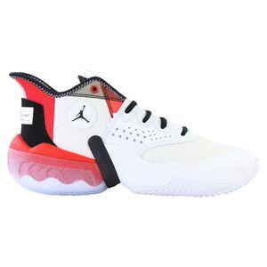 Nike Jordan React Elevation Basketballschuhe Unisex Weiß (CK6618 100) Größe: 41