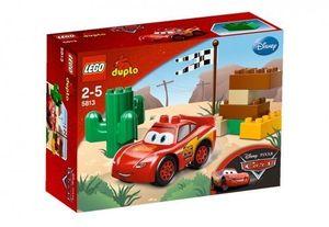 LEGO DUPLO CARS Lightning McQu (5813 / 4655191 / V 1)