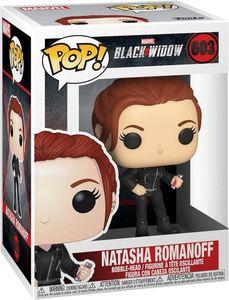 Black Widow - Natasha Romanoff 603 - Funko Pop! - Vinyl Figur