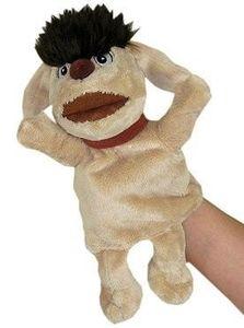 Heunec 643574 SANDMANN Handpuppe Hund Moppi