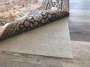 Antirutschmatte Teppichunterlage Teppich Stopper Teppichunterleger in Braun Größe - 160x230 cm
