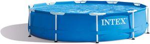 Intex Metal-Frame Pool 305 x 76 cm