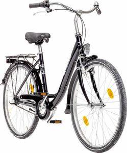 Zündapp Citybike Red 1.0, 24 Zoll