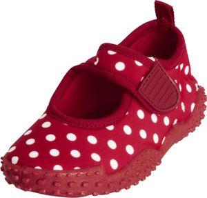 Playshoes UV-Schutz Aqua-Schuh Punkte, Größe: 18/19