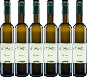 6x Kerner Auslese 2011 – Weingut Holger Kuhn, Pfalz – Weißwein