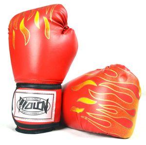 Boxhandschuhe Kinder Junior Jugend Sparring Training Kick Boxhandschuhe DE