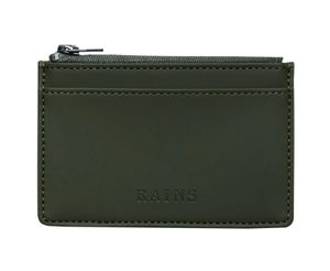 Rains Schlüsseletui Zip Wallet 1645 Green