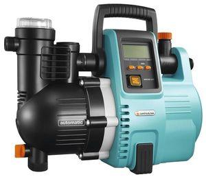 GARDENA Hauswasserautomat Comfort 5000/5E LCD 01759-20