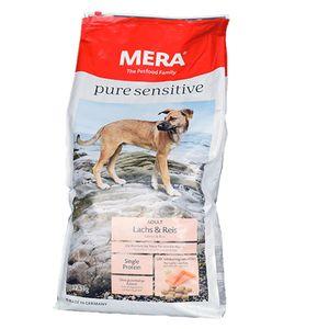 12,5 kg Mera Dog pure sensitive Lachs & Reis