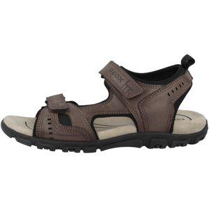 Geox S.STRADA Herren Sandale - Sandaletten braun NEU
