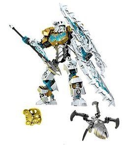 Lego 70788 Bionicle - Kopaka - Meister des Eises