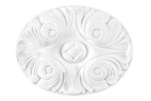 Bekrönung   Türrahmen   Auswahl   Giebel   Ornamente   Polyurethan  D481, Grand Decor Türrahmen:Ornament D489 - 115 x 154 x 16 mm