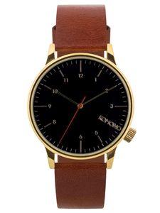 Komono KOM-W2258 Winston Regal Armbanduhr Pecan
