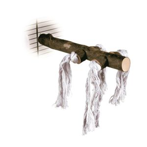 Trixie Natursitzstange mit Tau 25 cm/ca. 25 mm