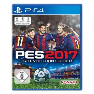 PES 2017 Playstation 4