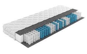 7 Zonen Taschenfederkernmatratze InterMED BiT Pocket 140x200 cm H3