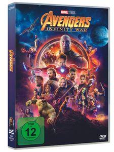 Marvel Avengers: Infinity War [DVD]