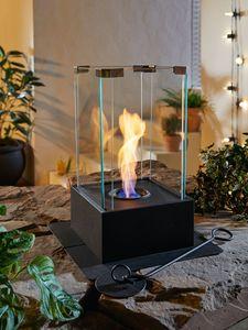 Tischkamin 'Tornado', Tisch Dekoration Möbel Wohnen Accessoires dekorativ
