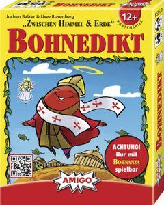 Amigo Bohnedikt Ein spannendes Kartenspiel für die ganze Familie