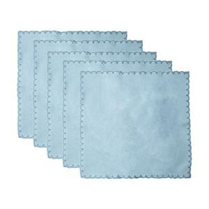 5 Stück Silber Polnisches Tuch \\u0026 Reinigungstuch Ultimate Woodwind Cleaner