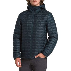 THE NORTH FACE Thermoball Eco Insulated Outdoorjacke Thermojacke Blau - Herren, Größe:XL
