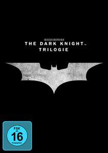 Keine Informationen - The Dark Knight Trilogy - DVD Boxen