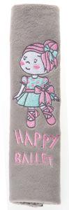 KidsExperts Gurtpolster Ballet Doll ca. 24 x 16 rosa, 26176