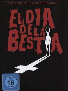 El Dia De La Bestia  [LE] (+ DVD) (+ Bonus-DVD)