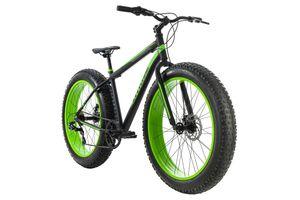 Mountainbike MTB Fatbike Fat-XTR KS Cycling 271M