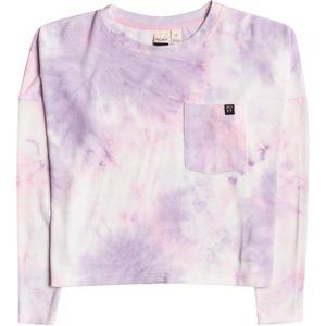 Roxy Damen T-Shirt SUNSHINE SPIRIT, Größe:S, Farben:pfj8-orchid petal no flowers fly t