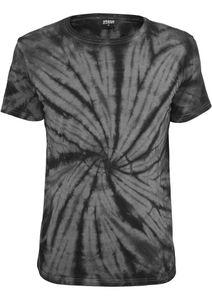 T-Shirt Urban Classics TB647 Batik Tee T-Shirt Urban Classics , Größe:S, Farbe:blu/indigo