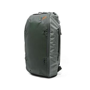 Peak Design Travel Duffelpack Bag 65L Sage - Reisetasche mit Rucksackgurten