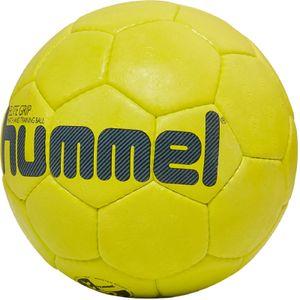 hummel Elite Grip Handball safety yellow/grey 2