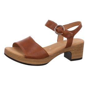Gabor Shoes     braun mode, Größe:38, Farbe:braun kombi camel (gold) 4