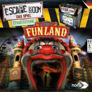 Noris Spiele Escape Room Funland; 606101618