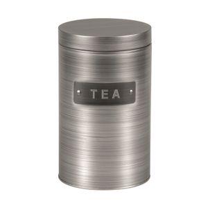 15131 Teedose Vorratsdose Silber Michelino