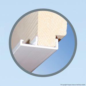 Bekleidungsleisten Minka-Fix für die Bodentreppen Polar Extrem und Polar 60