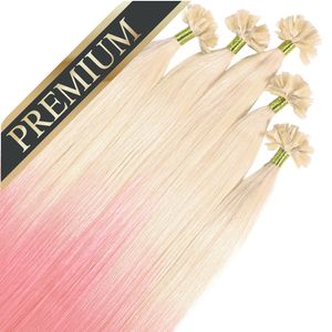 Premium Bonding Extensions, Farbe:T#60/pastell rosa, Länge:50cm