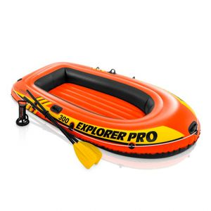 Intex Schlauchboot Pro 300 gesetzt 244 x 117 x 36 cm