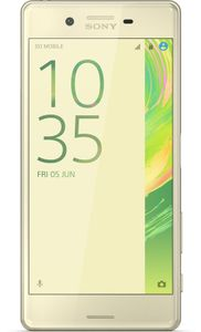 Sony Xperia X F5121 Lime Gold 32Gb Android Smartphone Handy Ohne Vertrag Lte 4G