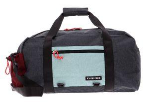 Chiemsee Casual Weekender Reisetasche Sporttasche Fitnesstasche 5061504, Farbe:Ebony