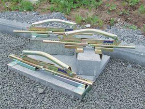 Probst Plattenheber PPH 4061 Öffnungsweite 300-620mm Eigengewicht 1,5kg - S-53200054
