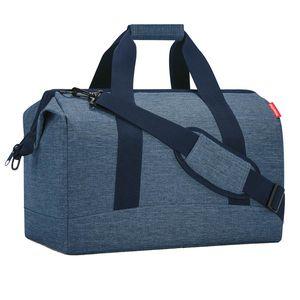 reisenthel allrounder L twist blue 30 Liter Reisetasche Schultertasche - Twist Blue
